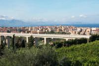 Campofelice di Roccella  Panorama da contrada Calzata  - Campofelice di roccella (3163 clic)