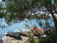 Ormeggio lago di Ganzirri (4692 clic)