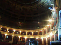 Interno del teatro Politeama PALERMO Pietro Merlino