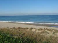 la spiaggia a Pistavecchia  - Campofelice di roccella (4417 clic)