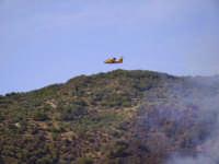 incendio sui nebrodi  - Sinagra (3980 clic)