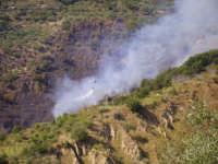 incendio sui nebrodi  - Sinagra (3905 clic)