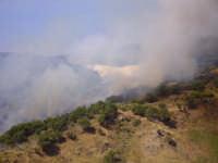 incendio sui nebrodi  - Sinagra (4178 clic)