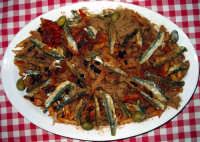 Pasta con le sarde alla catanese, se volete la ricetta potete richiedermela. ciao   - Catania (30728 clic)