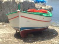 barca in legno usata dai pescatori per la pesca locale  - Sferracavallo (22297 clic)