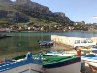 sfondo scivoli,visto dal porticciolo  - Sferracavallo (12086 clic)