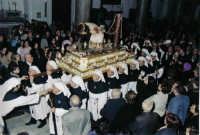 Venerabile Confraternita della Carità di Licata Processione del Cristo alla colonna   - Licata (6243 clic)