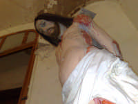 Statua Ecce Homo. Chiesa San Francesco di Licata (AG)     - Licata (7912 clic)