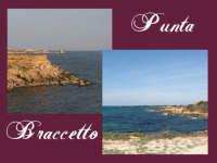 A ovest di Punta Secca troviamo Torre di Mezzo(medioevale torre semidistrutta) e Punta Braccetto e naturalmente spettacoli mozzafiato...  - Santa croce camerina (5207 clic)