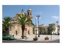 foto a colori di Santa Croce Camerina e di Punta Secca  - Santa croce camerina (3586 clic)