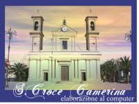 In realtà la chiesa ha un solo campanile anche se una parte del secondo campanile venne costruita ma non venne ultimata  - Santa croce camerina (4299 clic)