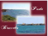 Ad ovest di Punta Secca si trovano Torre di Mezzo(medioevale torre semidistrutta) e Torre di Vigliena a Punta Braccetto.  - Santa croce camerina (4600 clic)