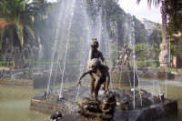 La fontana del Giardino Inglese PALERMO SALVO ALBANESE