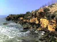 scogliera sottostante la rocca  - Punta braccetto (3777 clic)