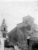 CHIESA DI SAN FRANCESCO ANNO 1955  - Agira (3821 clic)