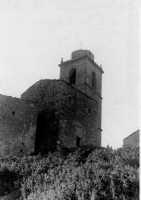 CHIESA DI SANTA MARIA MAGGIORE ANNO 1955  - Agira (4468 clic)