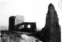 IL CASTELLO nel 1955  - Agira (4429 clic)