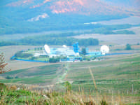 Stazione di Controllo Telespazio.   - Piana degli albanesi (13935 clic)