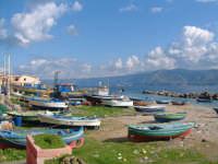 Barche pescatori a Torre Faro  - Messina (10970 clic)