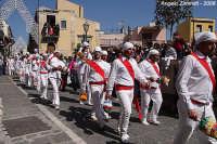 Festa di S. Sebastiano - pellegrinaggio dei nuri  - Melilli (9170 clic)
