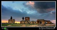 Tramonto su Rudere  - Caltagirone (6574 clic)
