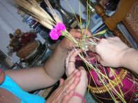 Preparazione del muzzuni  - Alcara li fusi (7885 clic)
