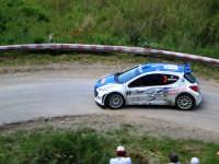 Coppia Andreucci-Andreussi, arrivata seconda alla 93° edizione della Targa Florio a soli 6 dal primo. Tornante Sclafani Bagni  - Mussomeli (5082 clic)