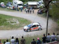 Equipaggio Michelini-Perna Targa Florio 2009.  Tornante Sclafani Bagni  - Mussomeli (5022 clic)