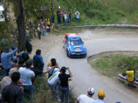 Equipaggio Navarra-Cerrai Targa Florio 2009. Tornante Sclafani Bagni   - Mussomeli (6423 clic)