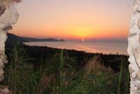tramonto tra Brolo e Capo d'Orlando   - Brolo (5342 clic)