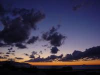 Golfo Tindari Milazzo in lontananza Alicudi e Filicudi   - Terme vigliatore (5533 clic)
