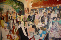 Dipinto caffè Mocambo  - Taormina (10291 clic)