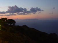 Vista delle Eolie dal Tindari  - Eolie (3472 clic)