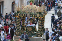 Festa SS Crocifisso 2004 Altare di San Giuseppe realizzato dai Borgesi di San Giuseppe  - Calatafimi segesta (7437 clic)