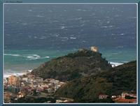mare in tempesta   - Capo d'orlando (2813 clic)