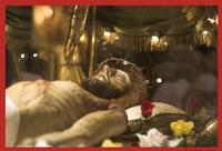 Gesù morto   - Enna (6875 clic)