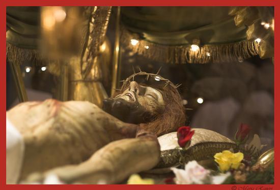 Gesù morto - ENNA - inserita il 15-Apr-11