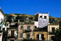 Montagna o  rocca dei maschi da piazza Garibaldi    - Corleone (4658 clic)