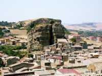 Panorama  e Castello Sottano   - Corleone (4363 clic)