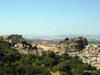 Panorama  e Castello Sottano   - Corleone (4290 clic)
