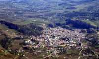 Panorama da sud - ovest     - Corleone (7545 clic)