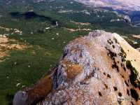 pizzo Pirrello   1602 m. e bosco Ficuzza   - Corleone (7340 clic)