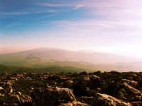 Panorama sud da  Pizzo Pirrello  - Corleone (3474 clic)