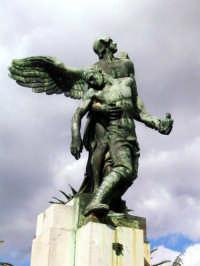 Monumento ai Caduti   - Corleone (4511 clic)