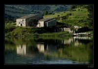 Casa sul lago di S. Rosalia  - Ragusa (6992 clic)
