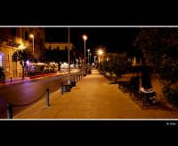 Serata in Piazza Pancali  - Siracusa (5612 clic)