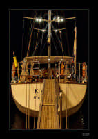 Imbarcazione al porto di Siracusa  - Siracusa (3957 clic)