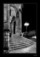 Palazzo Ducezio: scalinata  - Noto (4456 clic)
