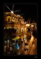 Passeggio di Corso Vittorio Emanuele  - Noto (5165 clic)