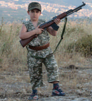annibale un futuro cacciatore   - Lentini (5572 clic)